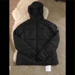 NWT women's Adidas bubble jacket